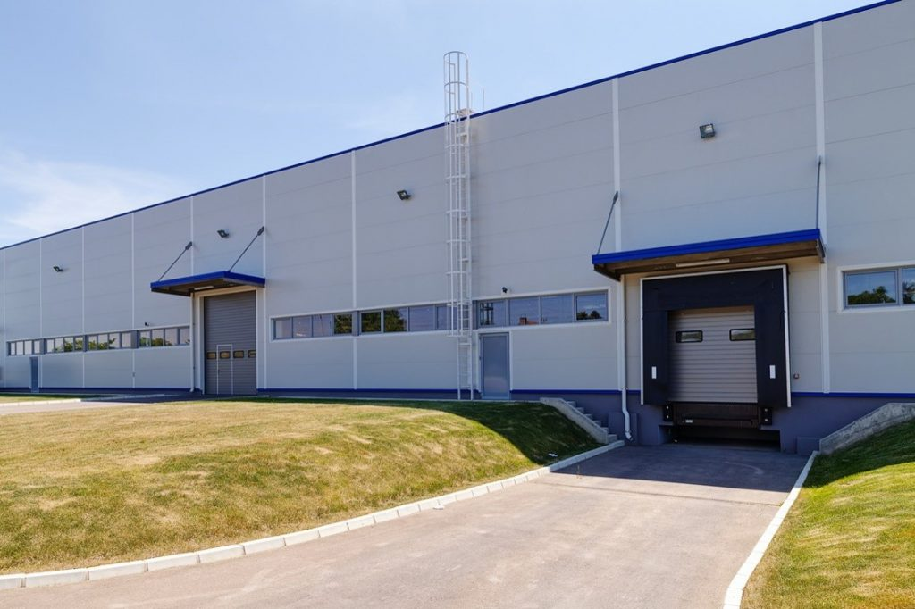 BCL exterior production facility